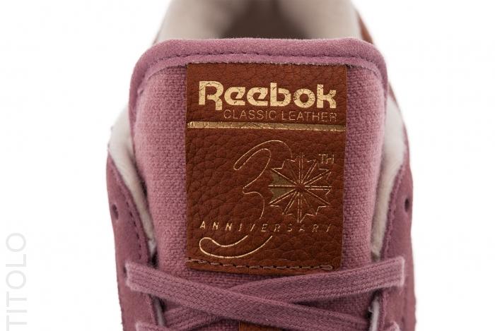Reebok Classic Skinn Semsket Rosa ViZ0x
