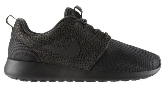 Nike Roshe Run Premium Blitz Blue Black 525234-400 06 28 13 f71a770f8