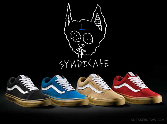 tyler the creator x vans syndicate old skool officially