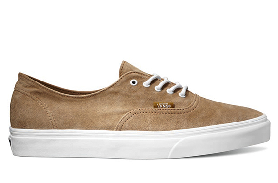10600f35be Have a closer look at the Vans California  Buck Pack  below the jump and  keep your eyes peeled because they ll be arriving for the fall 2013 season.