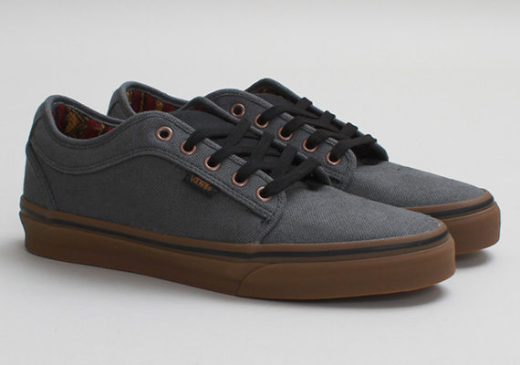Vans Chukka Low - Hemp - Dark Grey - Gum - SneakerNews.com ebcf82609