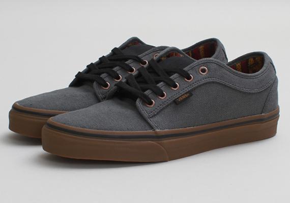 Vans Chukka Low - Hemp - Dark Grey - Gum - SneakerNews.com
