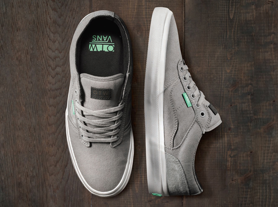 27955cf958 Vans OTW Bedford Low - Grey - SneakerNews.com