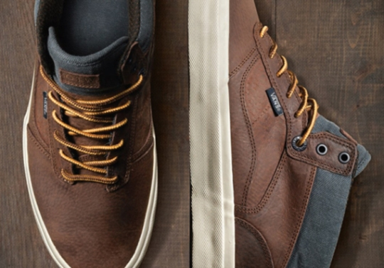 Vans OTW Bedford Boot – Fall 2013