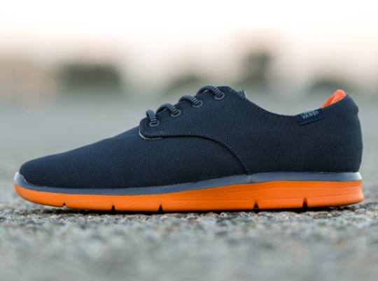 Vans OTW Prelow – Navy – Orange
