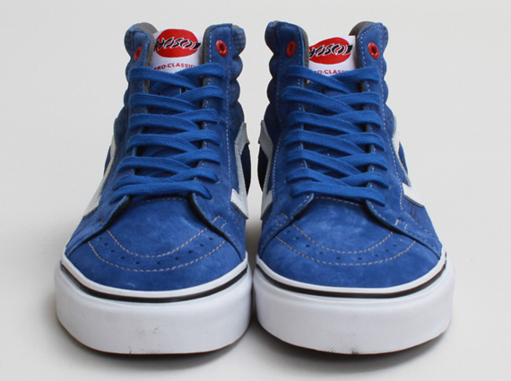 1507b1b6c2f820 Christian Hosoi x Vans Sk8-Hi Notchback Pro - Available ...