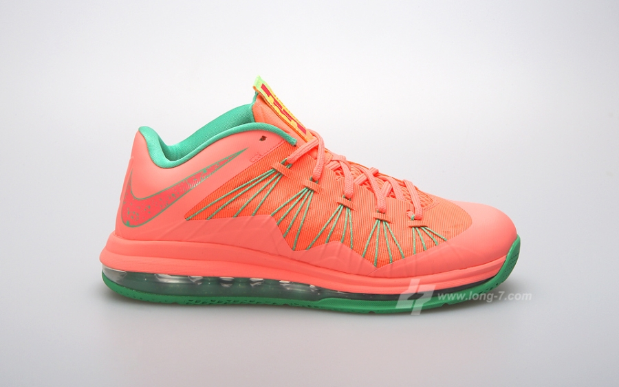 nike lebron 10 low quotwatermelonquot sneakernewscom
