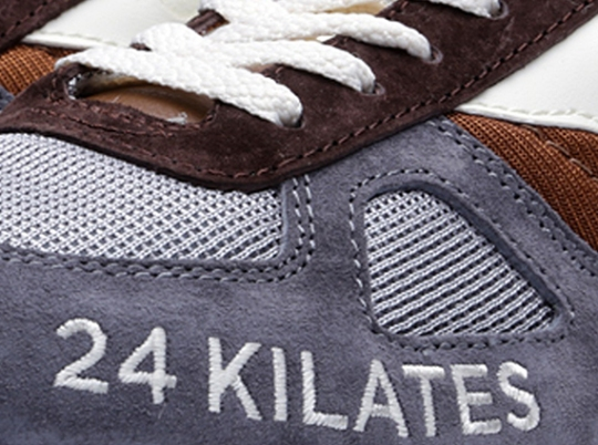 "24 Kilates x Saucony Shadow Original ""Montaña"""