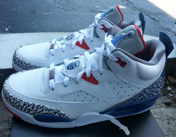 son of mars jordan white