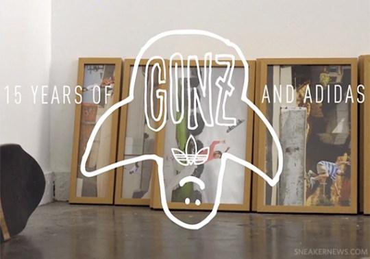 adidas Skateboarding 15 Years of Gonz Video