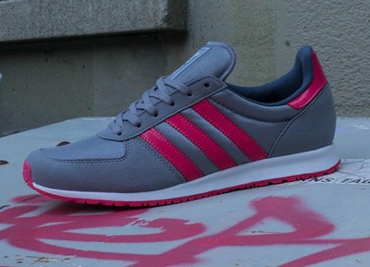 adidas Originals Adistar Racer – Aluminum – Blaze Pink