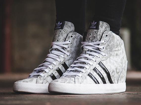 sale retailer 31c2f a9f57 adidas Originals Basket Profi Up