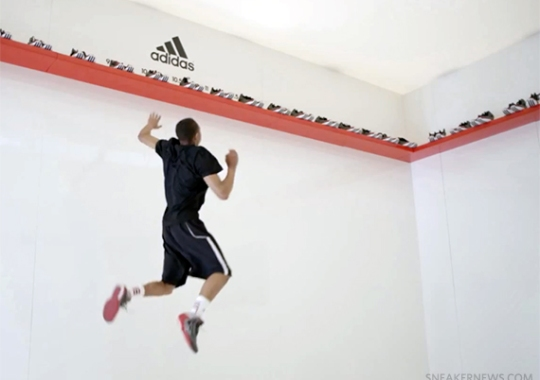 adidas Basketball: Jump With Derrick Rose in London