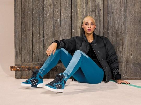 adidas Originals Blue Collection – Fall/Winter 2013 Lookbook