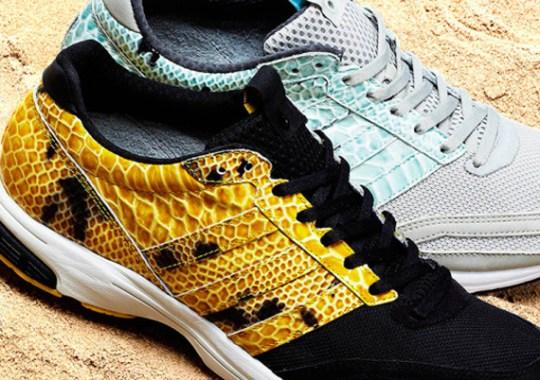 save off fcdba be93d adidas Consortium adios 2 – Fall Colorways