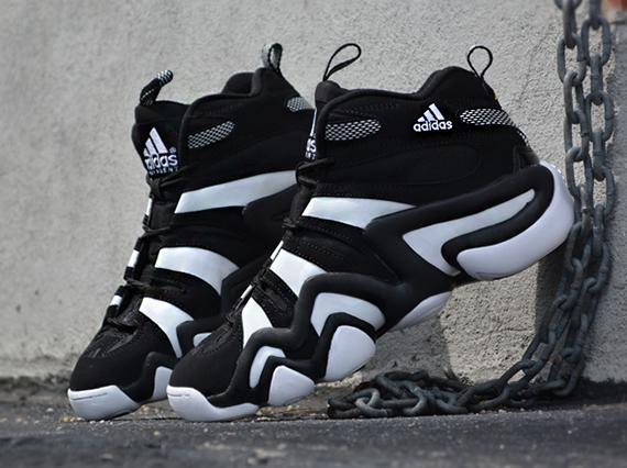 adidas Crazy 8 , Black , White , SneakerNews.com