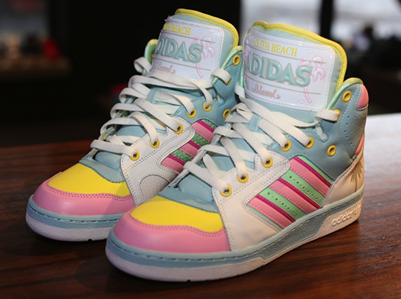 Jeremy Scott x adidas Originals JS License Plate