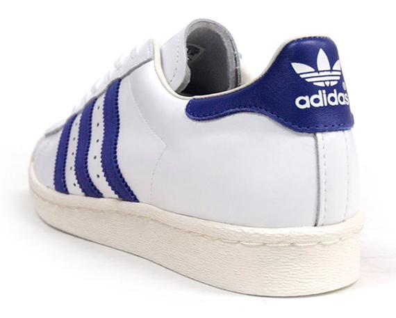 Adidas Originals Adidas Superstar 80s Blanco Blanco 80s Violeta 30467dd - colja.host