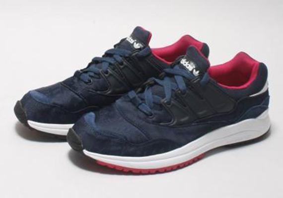 adidas Originals Torsion Allegra Womens - Navy - Red - SneakerNews.com 24e5c4e349b6