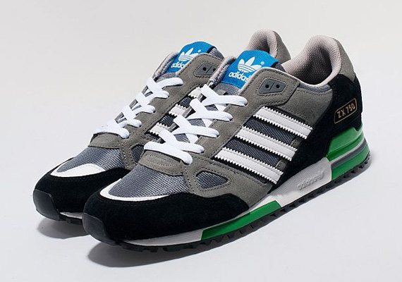 purchase cheap 5ede8 861e9 The ZX 750 by comparison is heavy on grey with its green hits all coming on  the sole unit, so check out more angles after the jump, then buy yours from  ...