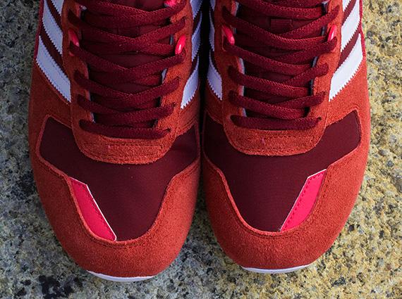 Adidas Zx 700 Mujeres Rojas nLRww