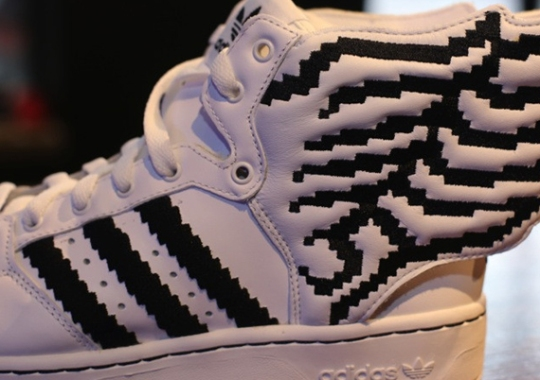"Jeremy Scott x adidas Originals JS Wings 2.0 ""Pixel"" – Available"