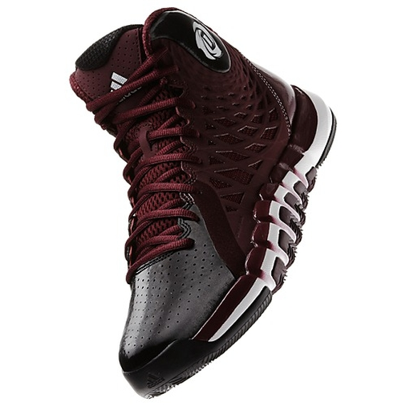 adidas Rose 773 2 - Light Maroon - White - SneakerNews.com