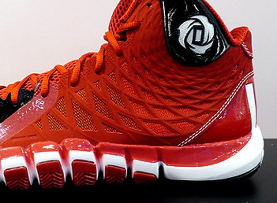020ae452bd1a Nike Adidas Derrick Rose 773 II Royal Blue Red White