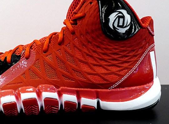 adidas Rose 773 II – University Red – White – Black