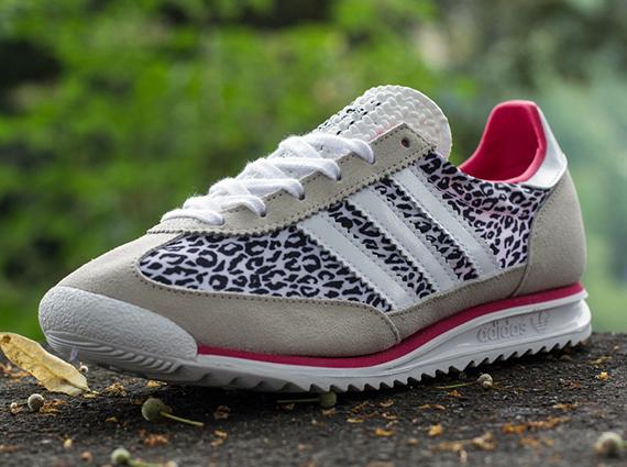 adidas originals sl 72 w trainers