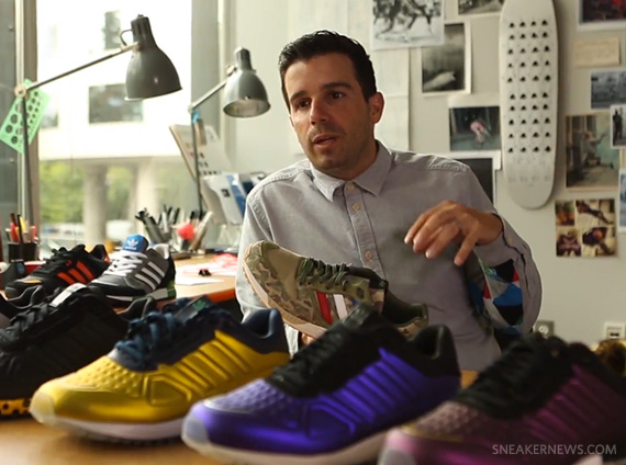 how to become sneaker designer