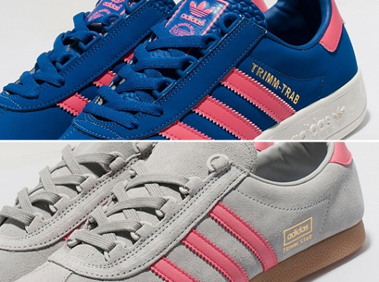 adidas Originals Trimm-Trab + Trimm Star – Size? Exclusives | Available
