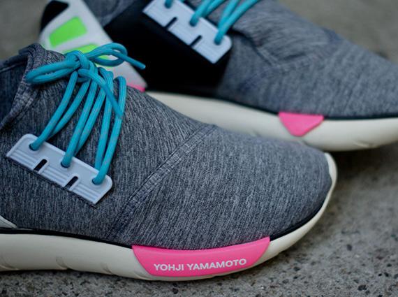 Y-3 Noci Low Sneakers ANTONIA