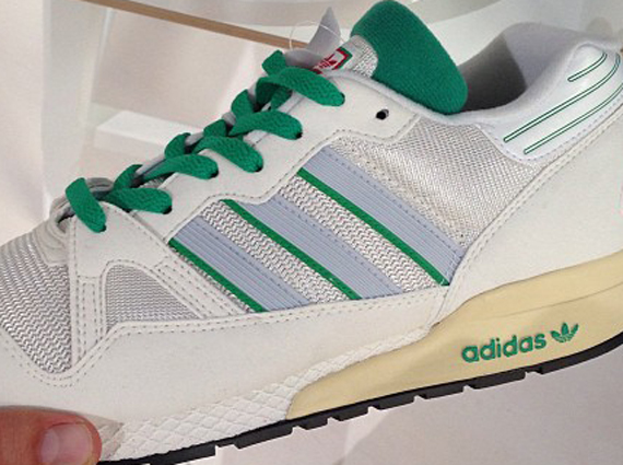 fbce3b6a5 adidas ZX 710 - White - Green - SneakerNews.com