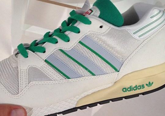 adidas ZX 710 – White – Green