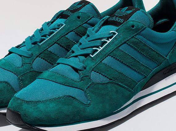 adidas zx 500 mens Green