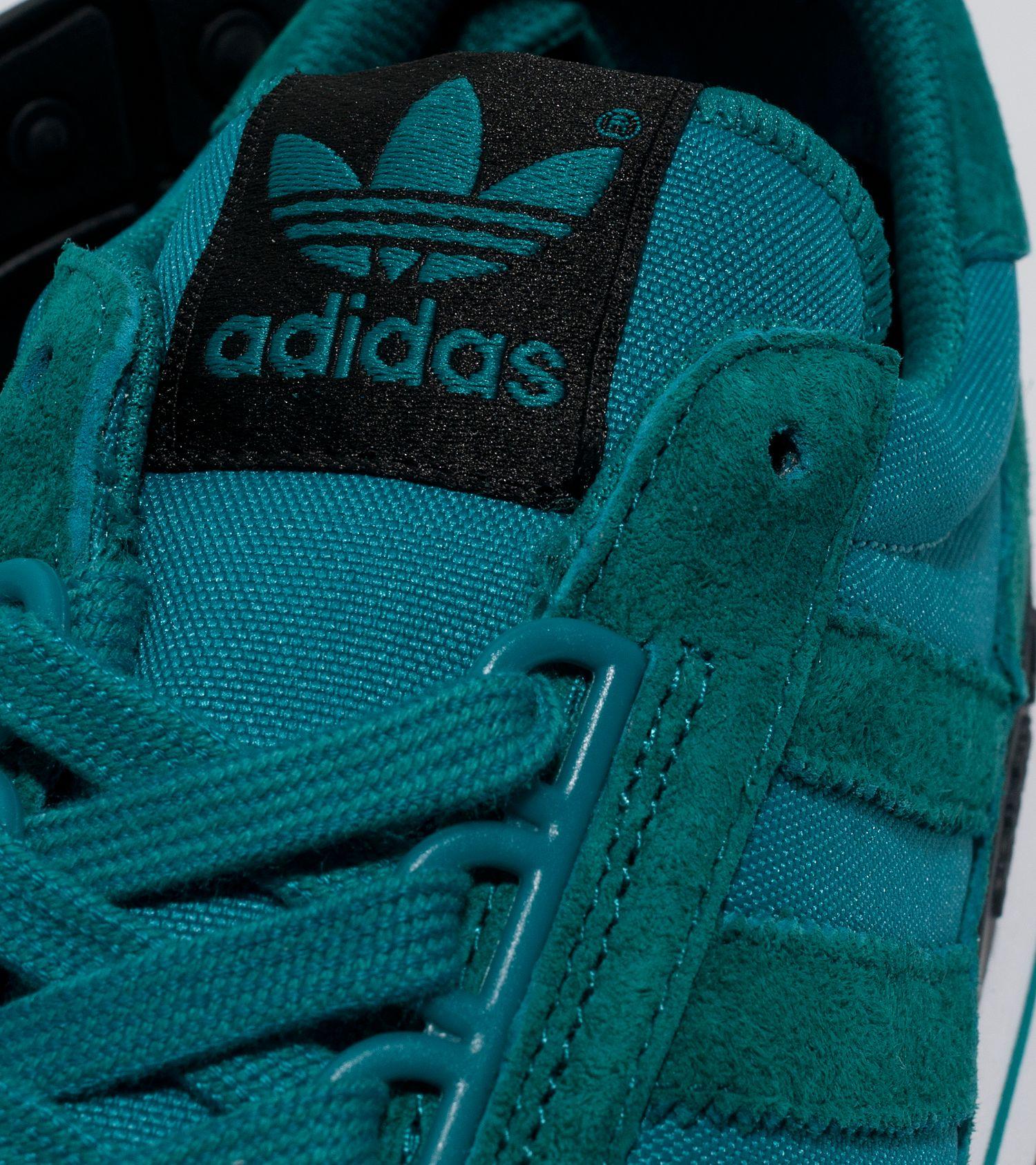 incluir riega la flor Mareo  adidas ZX500 OG - Green - Black - SneakerNews.com