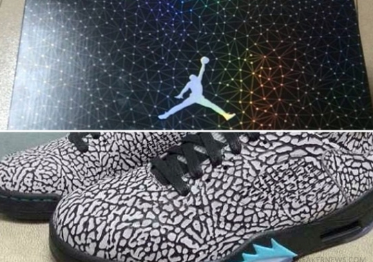 Air Jordan 3Lab5 Packaging