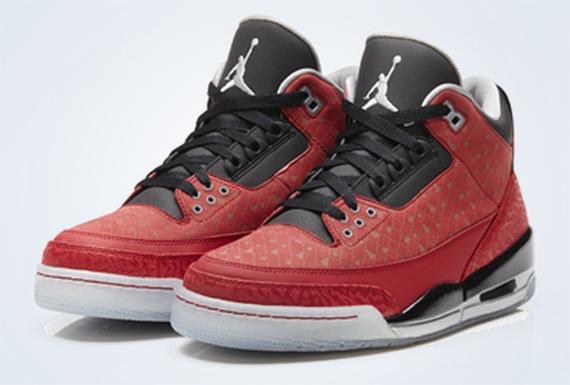 Nike Air Jordan Retro 3 Doernbecher