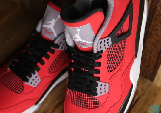 "Air Jordan IV ""Toro"" – Beauty Shots"