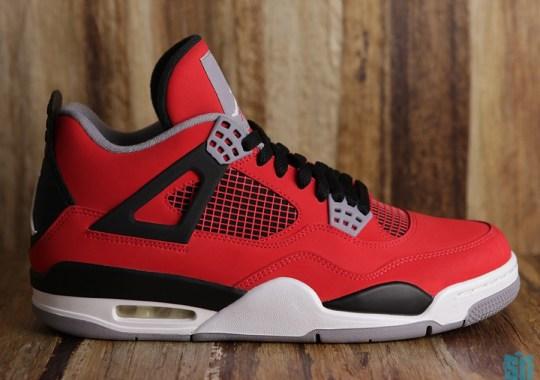 "Air Jordan IV ""Toro"" – Release Reminder"