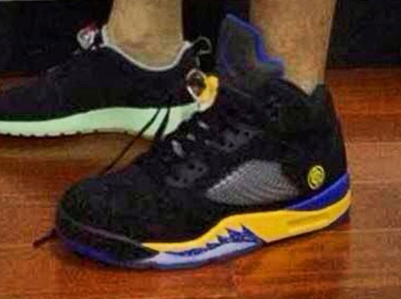 air jordan 5 fresh prince of bel air