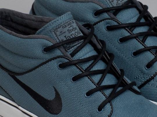 """Nike SB Stefan Janoski Mid """"Armory Slate"""""""