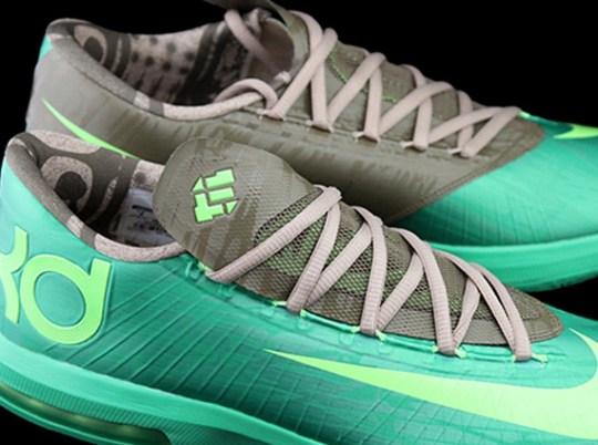 """Nike KD 6 """"Bamboo"""""""
