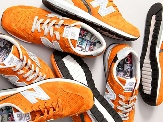 new balance 996 orange