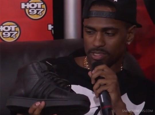 "Big Sean Previews adidas Pro Model ""Detroit Player"" Part 2"