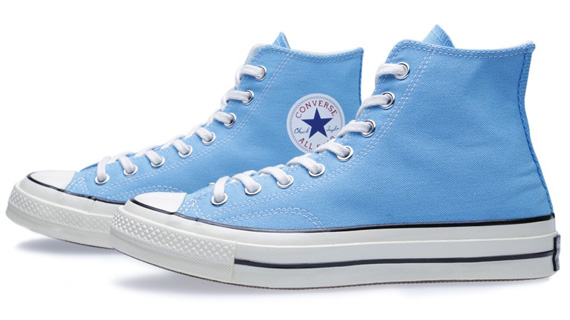 abf74a35add6 Converse First String Chuck Taylor 1970 Hi - Heritage Blue ...