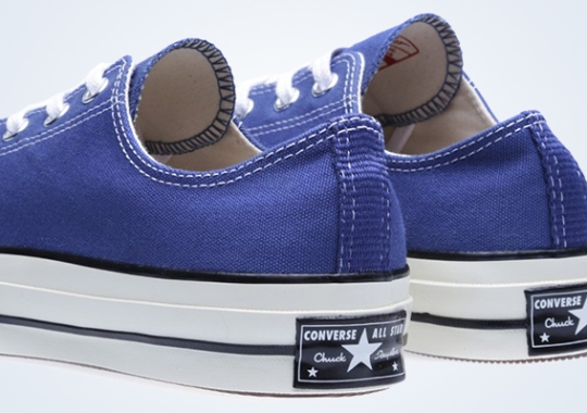 Converse First String Chuck Taylor 1970 Ox – True Navy