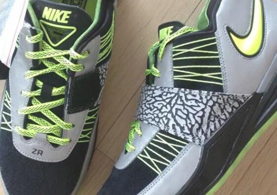 """DJ Clark Kent x Nike Zoom Revis """"112"""""""