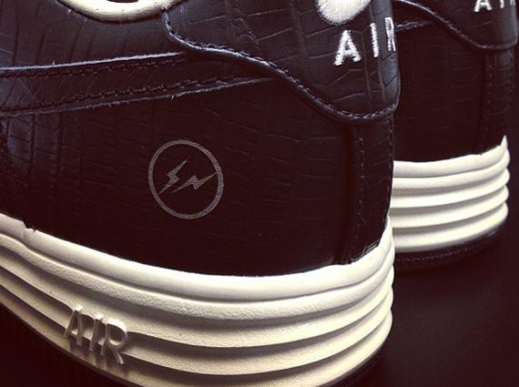 fragment design x Nike Lunar Force 1